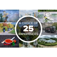 Unique Things To Do - Gift Experience Voucher Picture