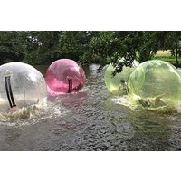 Winter Water Zorbing Experience For Four Picture