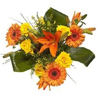 Oranges & Lemons Bouquet
