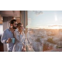 A Romantic Escape For Two & View From The Shard With Champagne Picture