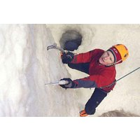 Ice Climbing For Two Picture