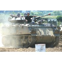 Tank Paintball Battles Picture
