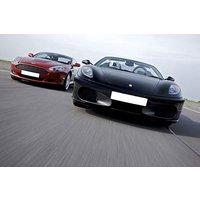 Aston Martin & Ferrari Picture