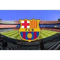 Child Stadium Tour Of Camp Nou