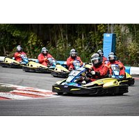 Outdoor Karting Session For Two In Kent Picture