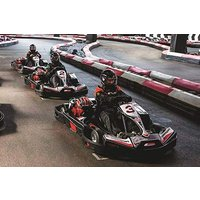 50 Lap Karting Race For Four Picture