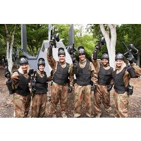 Paintball Combat For Eight Picture