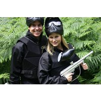 Paintballing For Two Picture