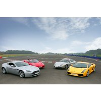 Triple Supercar Driving Experience Picture