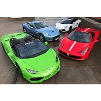 Triple Supercar Driving Choice At Carver Barracks Circuit, Essex Picture