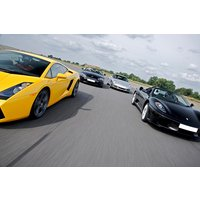 Triple Supercar Driving Experience At Dunsfold Aerodrome, Surrey Picture