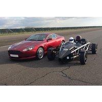 Aston Martin Drive & Ariel Atom Ride Picture