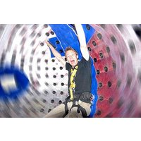 Harness Zorbing Picture