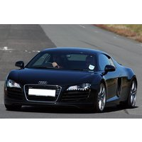 Audi R8 Driving Experience At Blyton Park, Midlands, Lincolnshire Picture