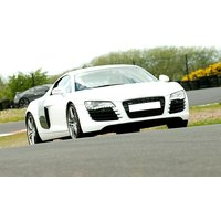 Audi R8 Driving Experience At Carver Barracks Circuit, Essex Picture