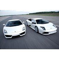 Lamborghini Driving Experience At Mallory Park Circuit, Leicestershire Picture