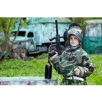 Mini Paintball Experience For Six (8-10 Year Olds) Picture