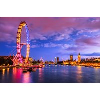 London Eye & Lunch Cruise For Two Picture