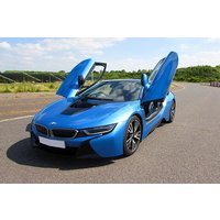 Bmw I8 Driving Experience At Dunsfold Aerodrome, Surrey Picture