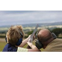 Clay Pigeon Shooting With 30 Clays Picture