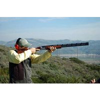 Clay Pigeon Shooting With 50 Clays Picture