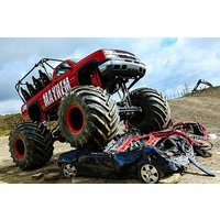Monster Truck And 4x4 Off Road Family Ride For Four Picture