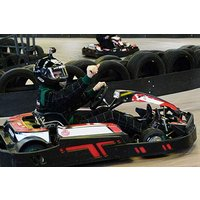 Electric Go Karting At Farnborough Picture