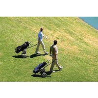9 Hole Playing Lesson with £5 Voucher for Two