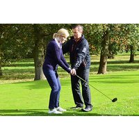 30 Minute Golf Lesson With £5 Voucher Picture