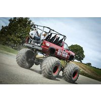 Monster Truck Family Ride For Four Picture