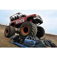 Monster Truck And 4x4 Off Road Passenger Ride Picture