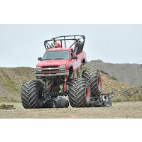 Monster Truck And 4x4 Off Road Passenger Ride For Two Picture