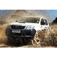 Exclusive One Hour Off Road Driving Experience