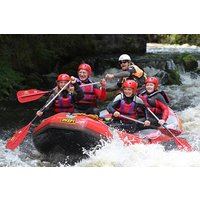 Sunday White Water Rafting Session At Canolfan