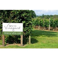 Vineyard Tour With Sparkling Afternoon Tea For Two