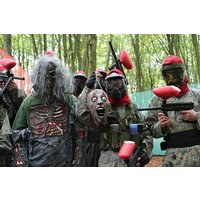 Zombie Paintball For Four Picture