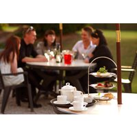 Afternoon Tea For Two At The Ruthin Castle Hotel