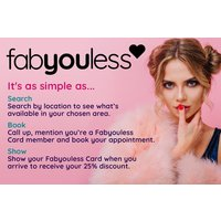 Fabyouless 12 Month Subscription