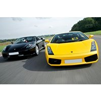 Ferrari & Lamborghini Thrill With Passenger Ride & Photo Picture