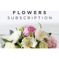 3 Month Flower Subscription from Appleyard