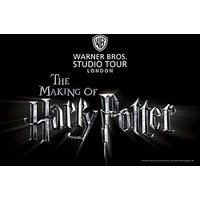 The Making of Harry Potter Studio Tour with Afternoon Tea for Two