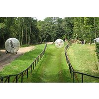 Hydro Zorbing For Two Picture