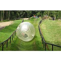 Zorbing And Paintball Combo For Two Picture