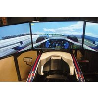 Premium Formula 1 Simulator For Two Picture