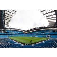 Child Tour Of Manchester City Stadium Picture