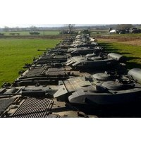 Tank Driving Taster And Museum Passes Picture