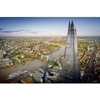 The View From The Shard And Afternoon Tea For Two Picture