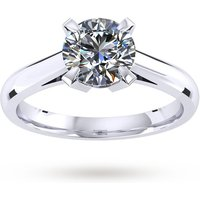 shop for Mappin & Webb Belvedere Platinum 3.00ct Diamond Engagement Ring at Shopo