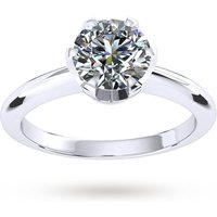 shop for Mappin & Webb Hermione Platinum 0.40ct Diamond Engagement Ring at Shopo