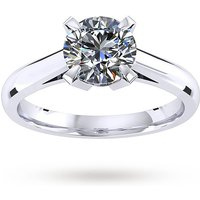 shop for Mappin & Webb Belvedere Engagement Ring 0.40 Carat - Ring Size O at Shopo